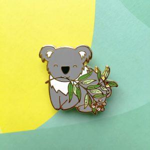 Baby Koala Pin