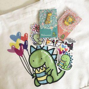 Dino Pin Starter Gift Pack